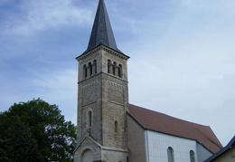 Eglise Saint-Martin à Chilly-sur-Salins (39)