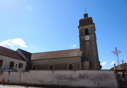 Eglise de Mollans (70)