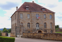 Mairie de Pusy-Epenoux (70)